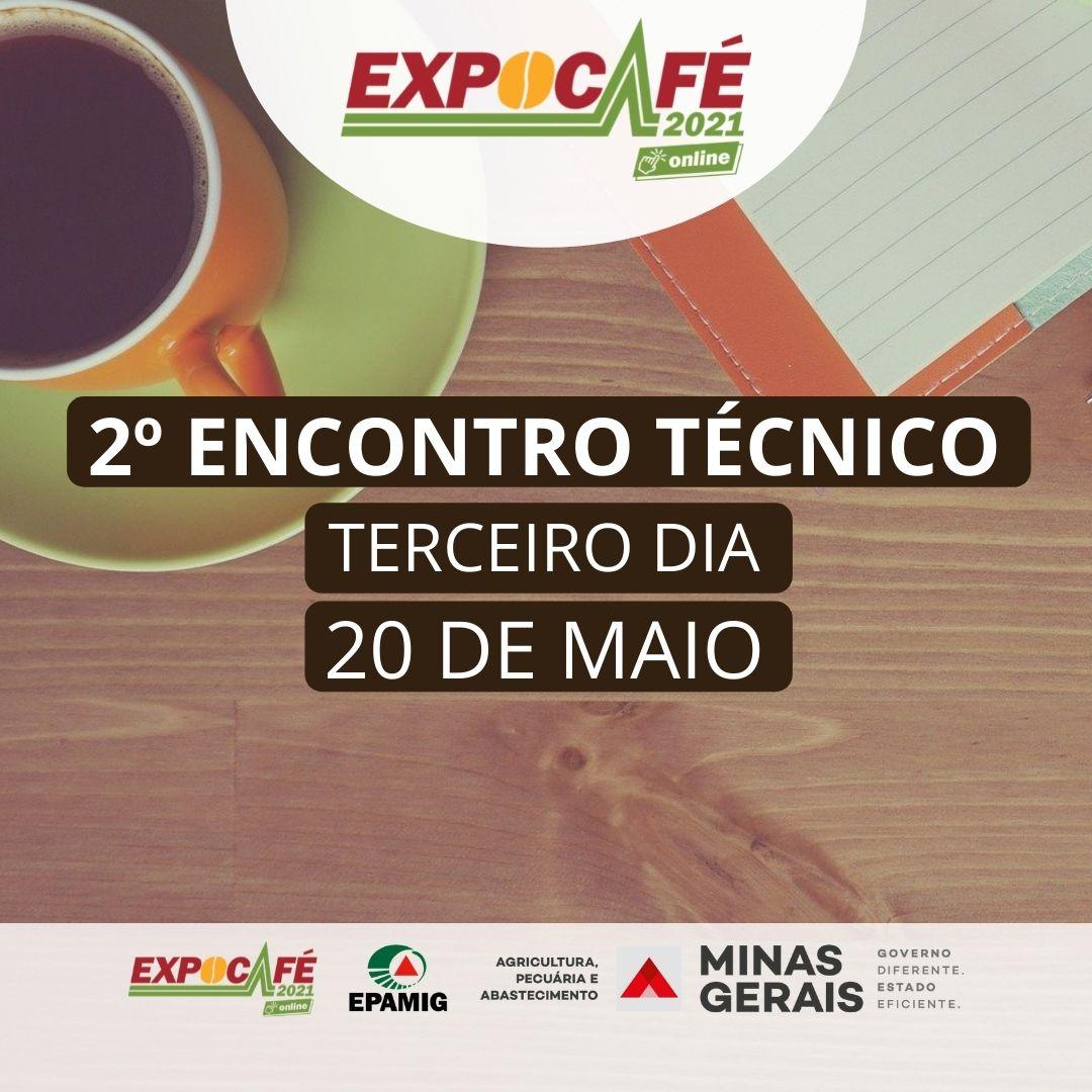 2º Encontro Técnico – Gestão na cafeicultura