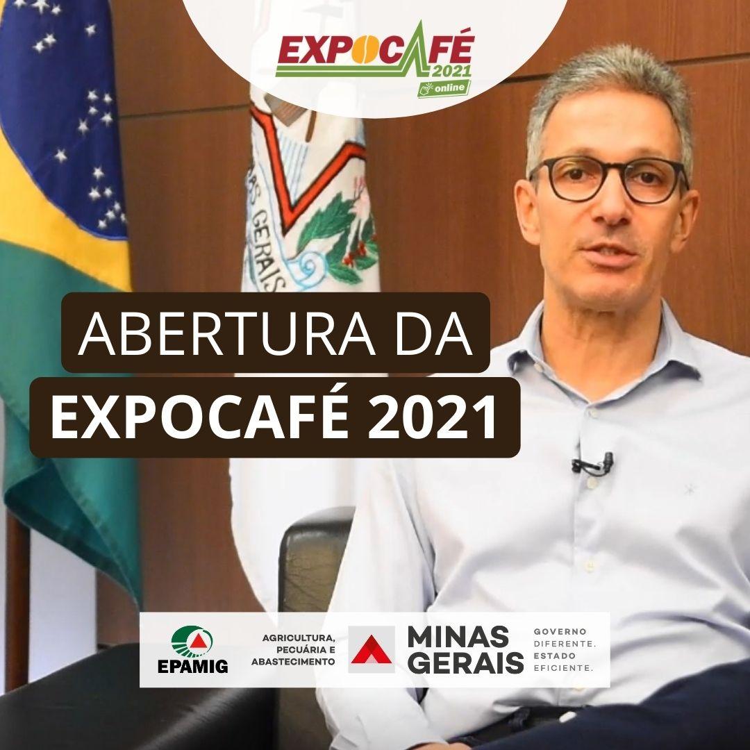 Abertura EXPOCAFÉ 2021